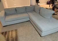VERY GOOD CONDITION SECTIONAL SOFA ***FREE DELIVERY*** London, N6K 4X8