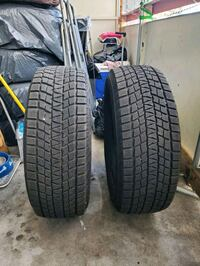 Two 225/60R17 - KASPEN-ICE MAX  Toronto