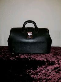 Vintage leather doctors bag Deltona