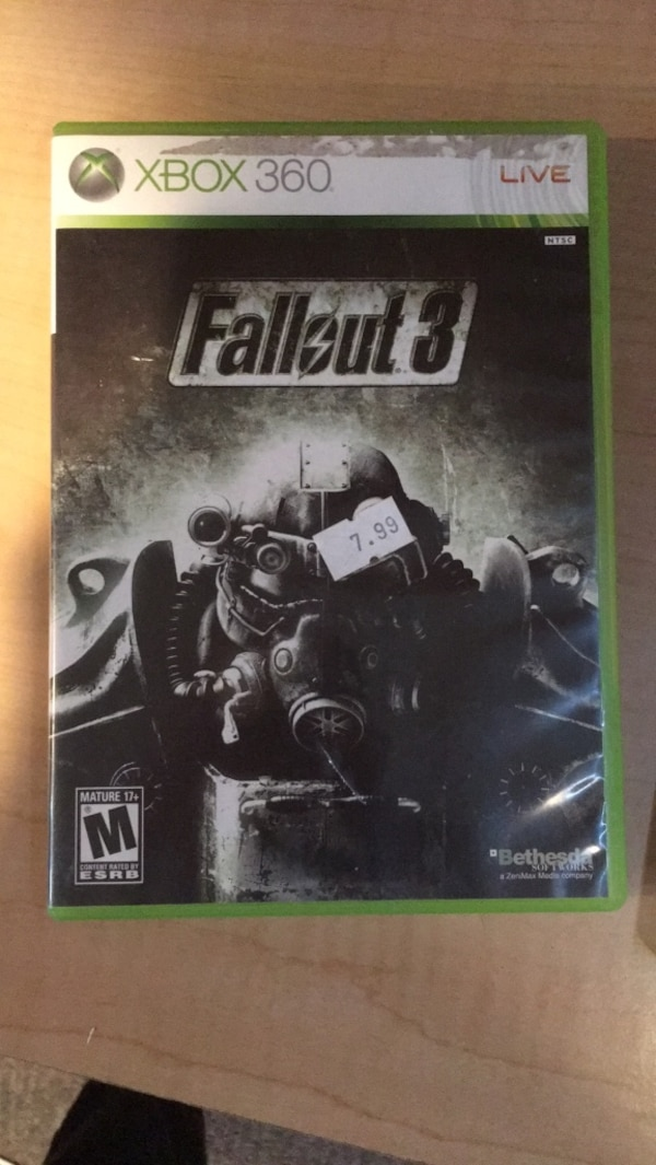 5 Games Compatible/Xbox One