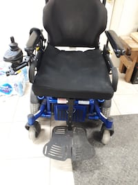 Power Wheelchair - Fully Electric Quickie Wheel chair