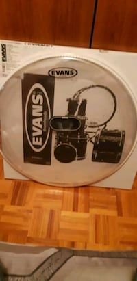 Bass drum resonant head