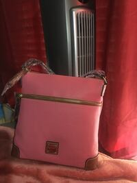 Pink Dooney/Bourke Purse Hampton, 23666