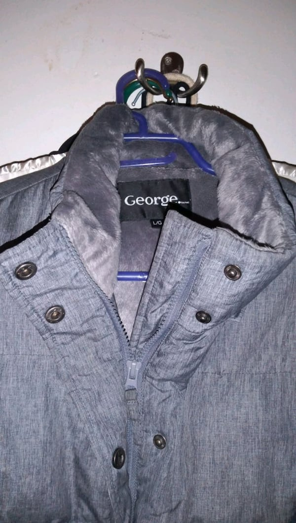 GEORGE GREY/Puffy Winter Coat. 1