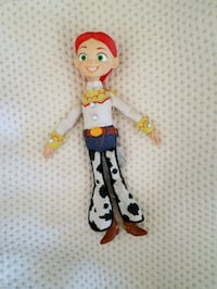 Jessy talking doll from Toy Story Movie Los Angeles, 90029