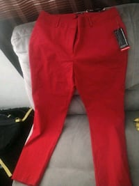 red and black sweat pants Alhambra, 91801