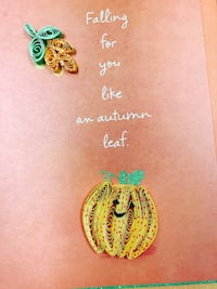 Halloween And Thanksgiving Greeting cards