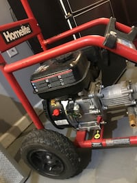 Homelite 2700 psi power washer pressure gun included Price negotiable what's your offer Capitol Heights, 20743