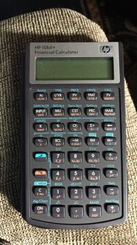 black and gray Texas Instruments TI-83 Plus Kelowna, V1Y 6E2