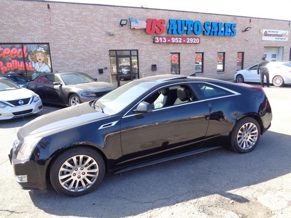 Used Cadillac Cts Coupe >> Cadillac Cts Coupe 2012