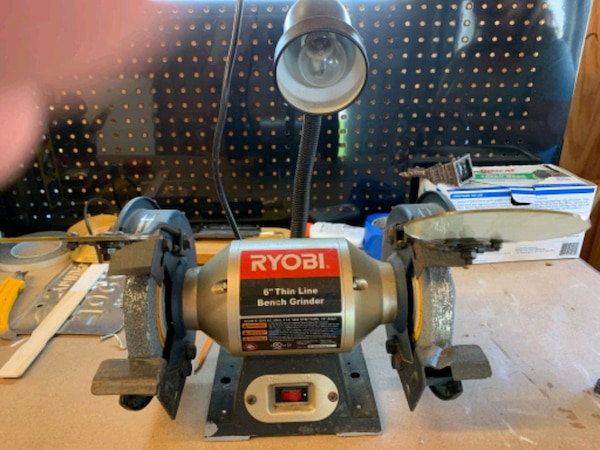 Astonishing Used Ryobi Grinder For Sale In Aylett Letgo Alphanode Cool Chair Designs And Ideas Alphanodeonline