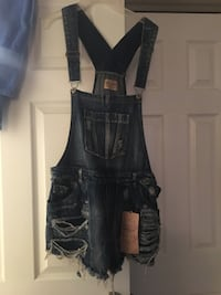 women's black denim sleeveless dress Mullica Hill, 08062