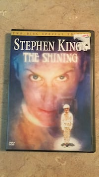 stephen king's the shining tv series dvd set Omaha, 68104