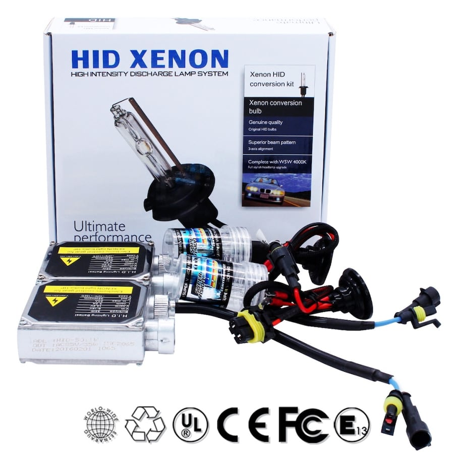 XENON HID KIT 55W ( All Size & All Color )
