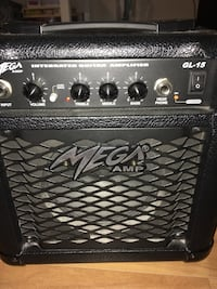 black Mega Amp guitar amplifier Calgary, T2V 2H8