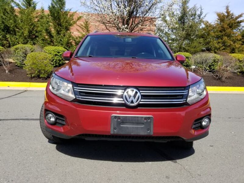 2012 Volkswagen Tiguan for sale 7a652589-2138-42f2-b083-476adee16db1