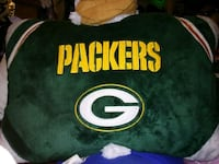 Greenbay Packers NFL Pillow  Glendale, 85304