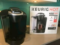 Keurig Hot 55 Classic Series  Surrey, V3T 5T3