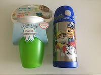 Brand new, Thermos straw cup and Munchkin 360 cup Arlington, 22207
