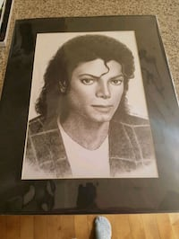 Michael Jackson picture - perfect condition   Montreal, H2Y 1S6