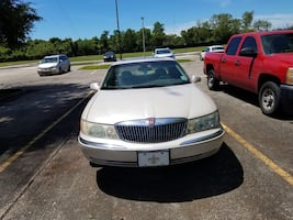 2002 Lincoln Continental Luxury Appearance