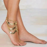 Gorfeius Golden Anklet  Los Angeles, 91316