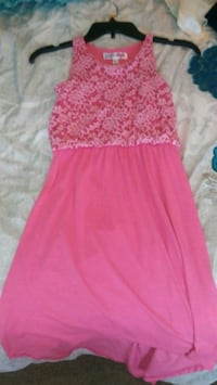 Spring pink dress for girls  North Las Vegas, 89081