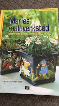 Maries maleverksted bok
