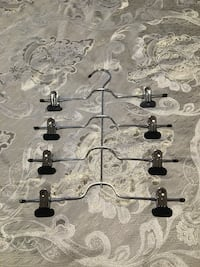 4-Tier Skirt Hangers - approx 6 available Calgary, T2Y 4B1