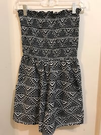 Strapless short rompers Greenwich, 06830
