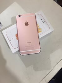 IPHONE 6s 64gb unlocked 10/10 condition messes for negotiation no accessories Brampton, L6V 3P9