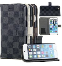 "iPhone 6 Plus 5.5"" Wallet Case Black and Gray  Murfreesboro, 37128"