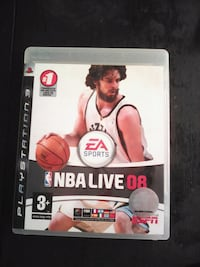 PS3 NBA Live08 6516 km