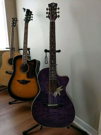 Luna electric acoustic guitar Oakbrook Terrace, 60181