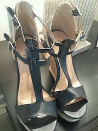 Ladies Wedge Heels ( Size 7 ) Greenville, 29607