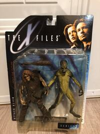 McFarlane The X Files Action Figure