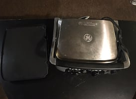 General Electric Panini Press/Griddle
