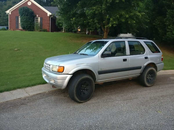 Used 99 Isuzu Rodeo 4wd Manual Trans Runs Good For Sale In Winder