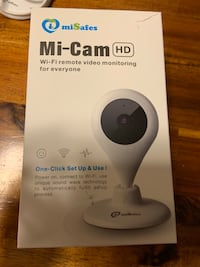 Wi-Fi Security Camera