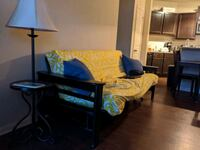 Futon in great condition and stylish