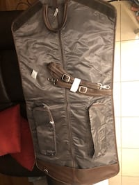 REAL GENUINE LEATHER SUIT HOLDER Whitchurch-Stouffville