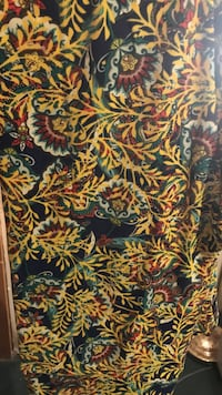 yellow, green, and red floral textile Grand Junction, 50107