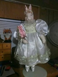 Antique porcelain Easter Bunny Conway, 29526