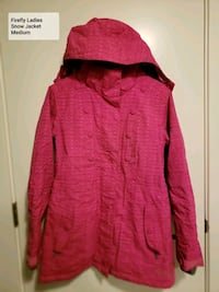 Firefly Snow Jacket Ladies Medium Calgary, T2V 2X4