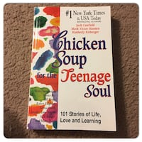 Chicken Soup for the Teenage Soul , and Teenage Soul ll Las Vegas, 89117