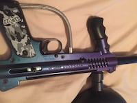Chamaeleon painted paintball gun Chesapeake, 23320