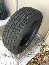 Continental 205/55/R16 from civic Seminole, 33772