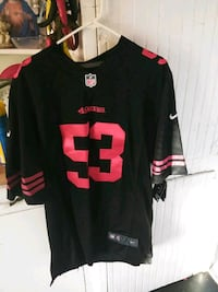 black and red NFL jersey Salinas, 93907