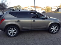 2004 nissan murano awd 4x4 leather roof boss stario excellent Edmonton, T5B 3R6