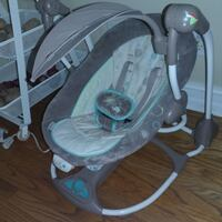 Baby Einstein Swing with various modes  Lawrenceville, 30043
